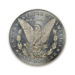 1878-S $1 Morgan AU58