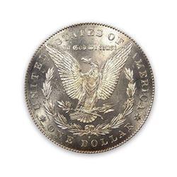 1878-S $1 Morgan MS62