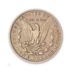 1888-S $1 Morgan AU55