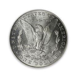 1899-S $1 Morgan AU55