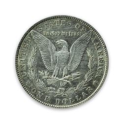 1903 $1 Morgan MS62