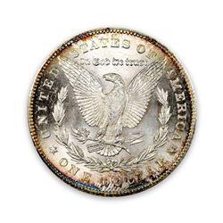 1878-CC $1 Morgan AU58