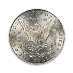 1888-S $1 Morgan AU50