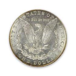 1902 $1 Morgan MS62