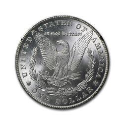 1881-CC $1 Morgan MS63