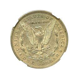 1892-CC $1 Morgan VG10