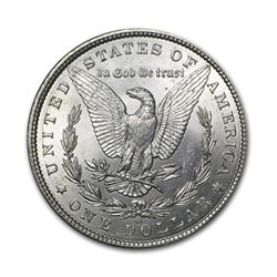 1900-O $1 Morgan Silver Dollar AU