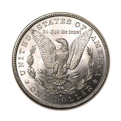 1901-S $1 Morgan Silver Dollar VG