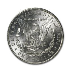 1903 $1 Morgan Silver Dollar VG