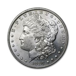 1880-S $1 Morgan Silver Dollar Uncirculated