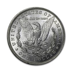 1881-O $1 Morgan Silver Dollar AU