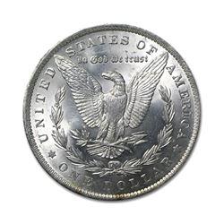 1884 $1 Morgan Silver Dollar Uncirculated