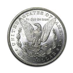 1896-S $1 Morgan Silver Dollar VG