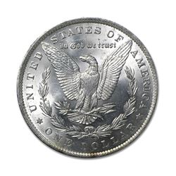 1897 $1 Morgan Silver Dollar Uncirculated