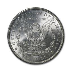 1898 $1 Morgan Silver Dollar AU