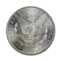 1897-O $1 Morgan Silver Dollar VG