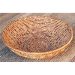 6  northwest Indian basket
