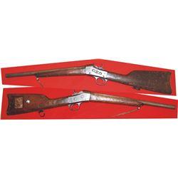 Remington .56 rolling block Indian police gun