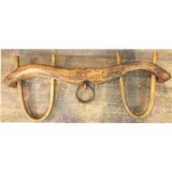nice antique ox yoke