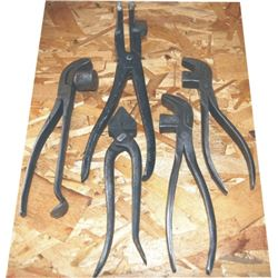 5 leather pliers