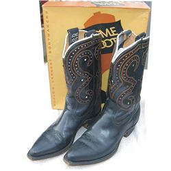Acme inlaid 40-50's boots
