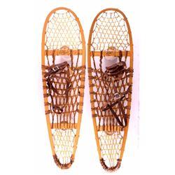 Safesport Wooden Snowshoes