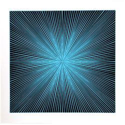 Roy Ahlgren, Energia III, Serigraph