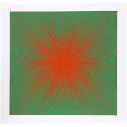 Roy Ahlgren, Energia V, Serigraph