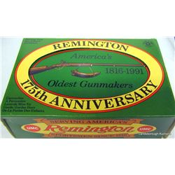 REMINGTON 175TH ANNIVERSARY TIN