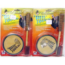 QUAKERBOY RITE TOUCH POT AND STRIKER