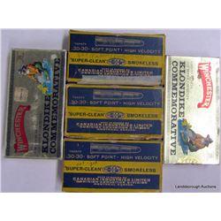 BOX LOT 30-30 WIN AMMO
