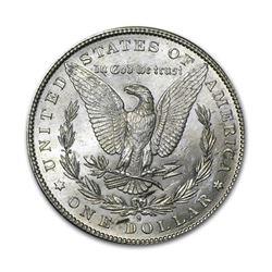 1880-S $1 Morgan Silver Dollar VG