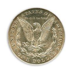 1921-D $1 Morgan Silver Dollar - NGC MS65