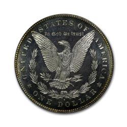 1878-S $1 Morgan Silver Dollar NGC MS64