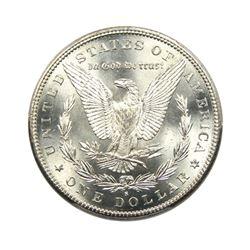 1886-S $1 Morgan Silver Dollar - PCGS AU55