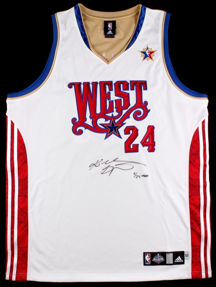 c7a8bc7280c Image 1   Kobe Bryant Signed LE Adidas 2008 All-Star Game Jersey (UDA