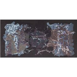 Jean-Paul Riopelle, Untitled 1, Lithograph