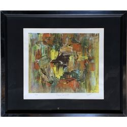 Janet Cowan, Piano Concerto, Offset Lithograph