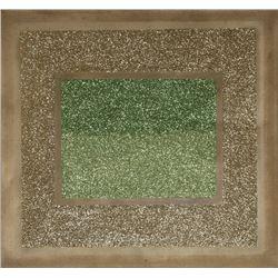 Alan Fenton, Wyandot, Acrylic and Glitter Painting