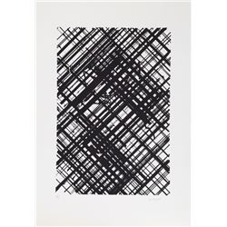 Ed Moses, untitled 1, Lithograph