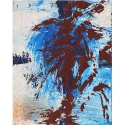 Antonio Ole, Spirit, Oil Painting