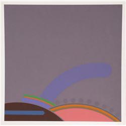 Doug Purcell, Untitled, Silkscreen