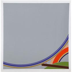 Doug Purcell, Untitled 2, Silkscreen