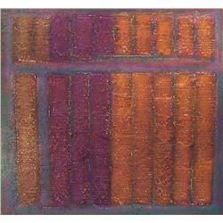 Warren Wolf, The Death Series III - 4, Oil Painting