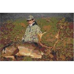 3-Day Bronze Fallow Deer CIC 160 – 169 or Mouflon Sheep for 1 hunter & 1 Observer