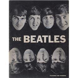 Beatles Signed Fan Club Magazine