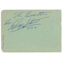 Beatles Signatures