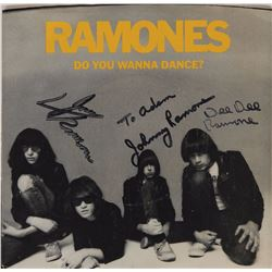 Ramones Collection of 45 RPMs