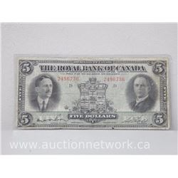 The Royal Bank of Canada 1927 Note SMR