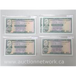 5pc The Hong Kong and Shanghai Banking Corporation $10 Ten Dollar Notes